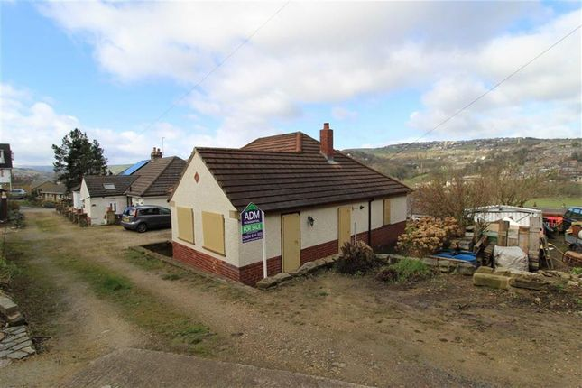 Thumbnail 2 bed detached house for sale in Bungalow, Church Avenue, Huddersfield