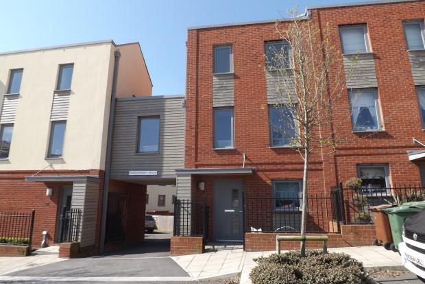 Thumbnail Town house to rent in Mildren Way, Devonport, Plymouth
