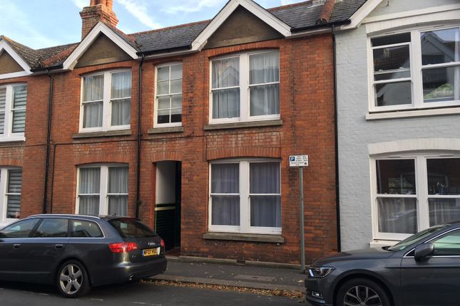 Thumbnail Terraced house to rent in Cobden Road, Worthing