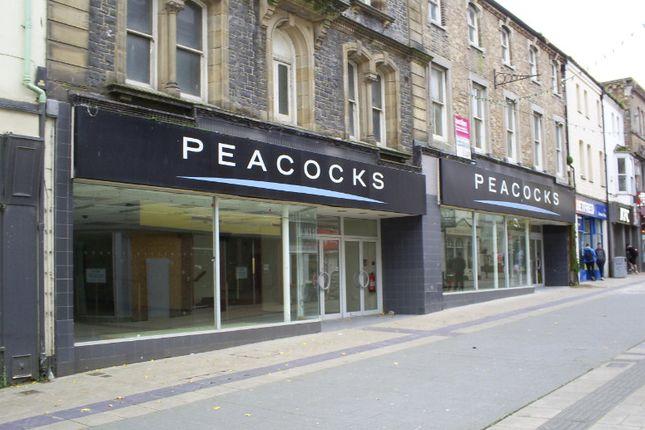Thumbnail Retail premises to let in 290-294 High Street, Bangor, Gwynedd