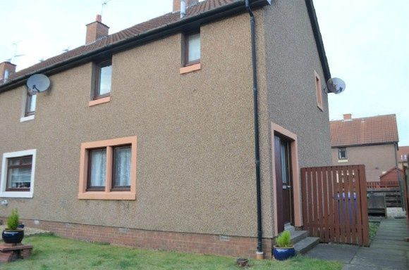 Thumbnail End terrace house to rent in St. Johns Avenue, Falkirk