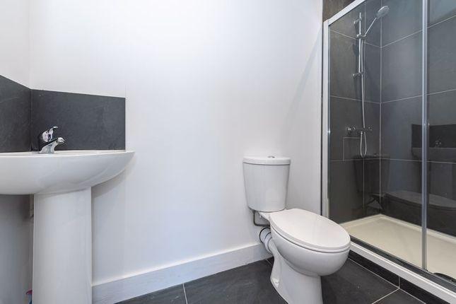 Shower Room of Queen Street, Penzance TR18