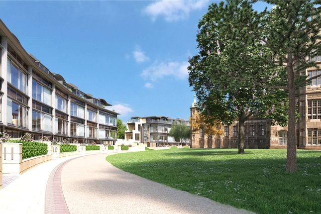Thumbnail Flat for sale in 6/16 The Crescent At Donaldson's, Wester Coates, Edinburgh