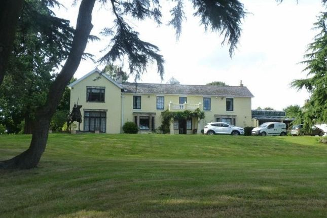 Thumbnail Country house for sale in Catsash, Newport