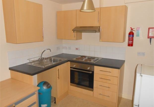 Thumbnail Flat to rent in St Helens Road, Central, Swansea, West Glamorgan.