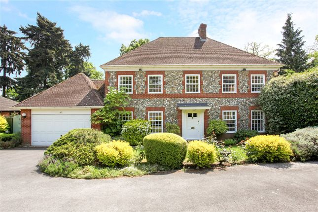 Thumbnail Detached house for sale in Fairlawn Park, Windsor, Berkshire