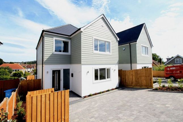 Thumbnail Detached house to rent in Whitefield Road, Parkstone, Poole