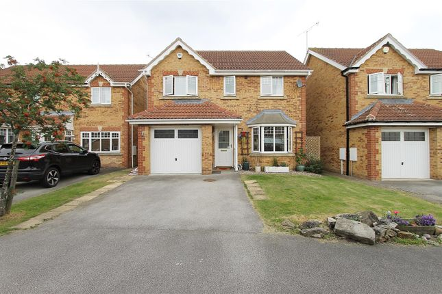 Thumbnail Detached house for sale in Little Brind Road, Upper Newbold, Chesterfield