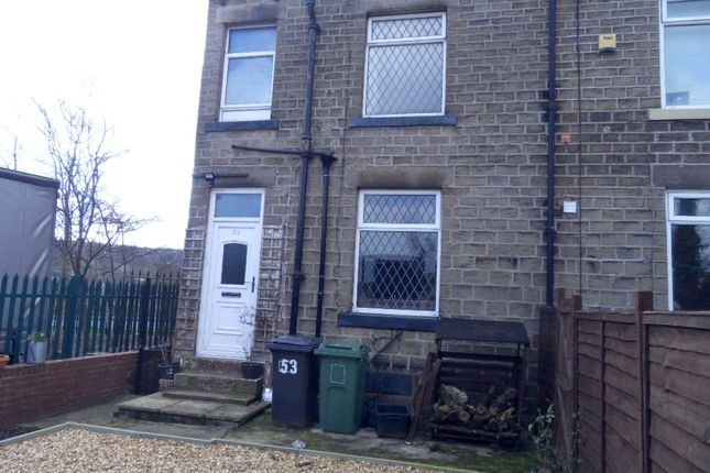 1 bed end terrace house to rent in Walker Street, Ravensthorpe, Dewsbury WF13