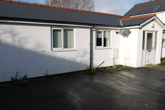 Thumbnail Semi-detached bungalow to rent in The Mews, Anglesey Street, Cardiff