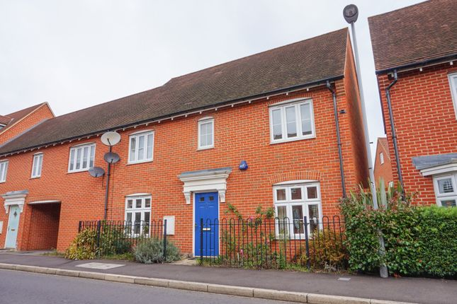 Thumbnail End terrace house to rent in Prince Rupert Drive, Aylesbury