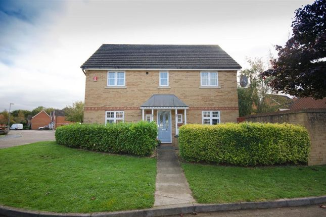 Thumbnail Detached house for sale in Wheelers Patch, Emersons Green, Bristol