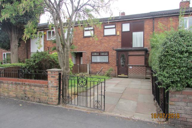 Thumbnail Terraced house to rent in Lapwing Lane, Stockport