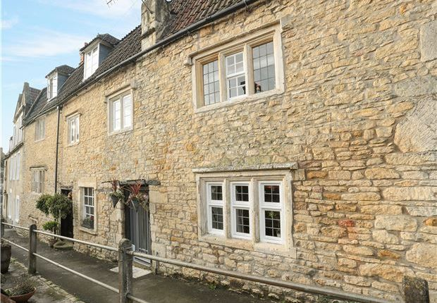 Terraced house for sale in The Batch, Batheaston, Bath, Somerset