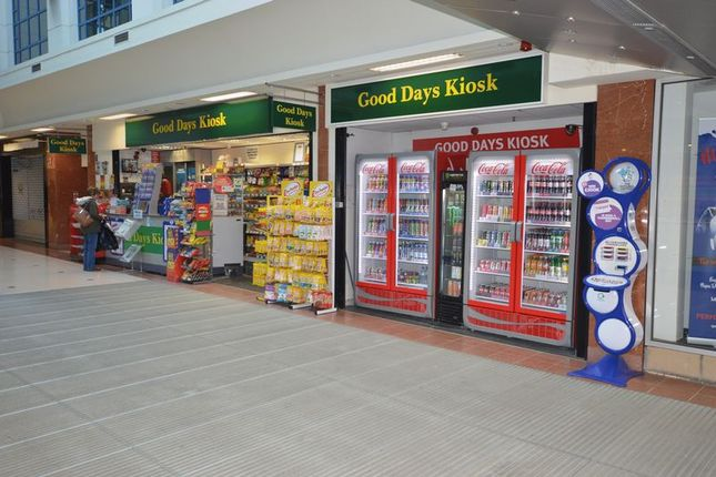 Thumbnail Retail premises for sale in The Sovereign Centre, High Street, Weston-Super-Mare