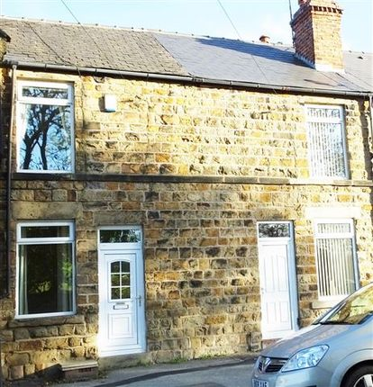 Thumbnail Terraced house to rent in Rotherham Road, Swallownest, Sheffield