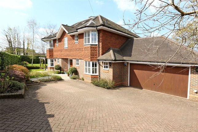Thumbnail Detached house for sale in Courts Hill Road, Haslemere, Surrey
