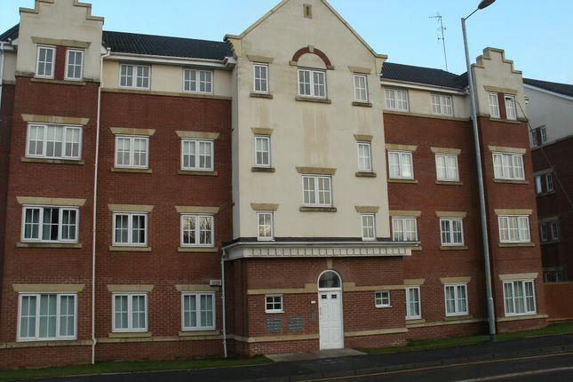 Thumbnail Flat to rent in Hyde Road, Gorton