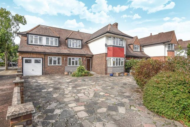 Thumbnail Detached house for sale in Dorset Drive, Canons Drive Estate