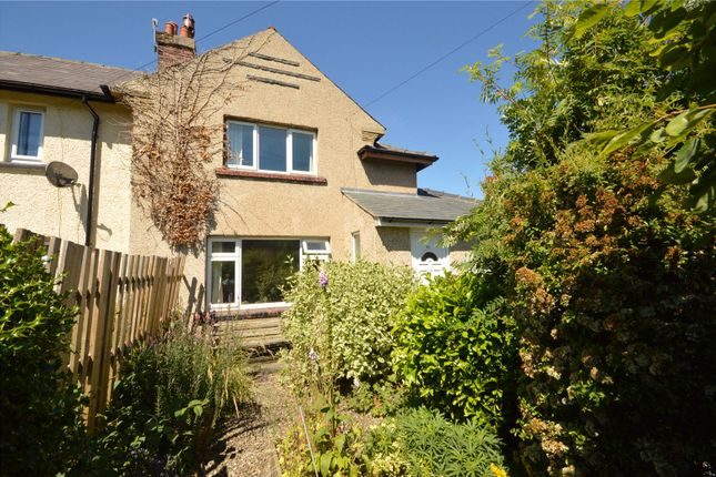 Thumbnail Terraced house for sale in Weston Lane, Otley, West Yorkshire