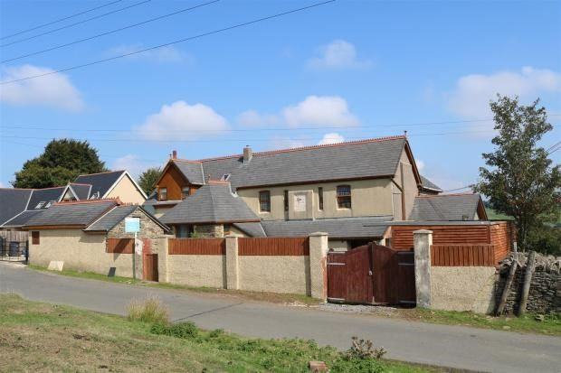 Thumbnail Detached house for sale in Pantygasseg, Pontypool