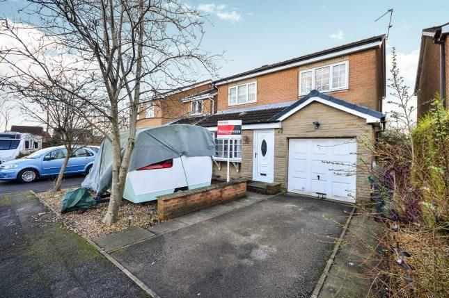 Thumbnail Detached house for sale in Bracken Close, Kirkby-In-Ashfield, Nottinghamshire, Notts