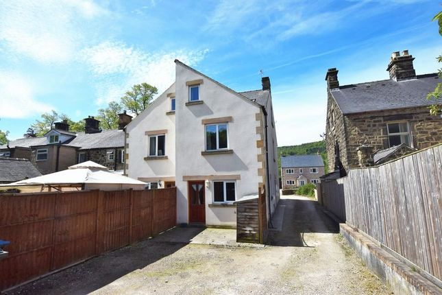 Thumbnail Semi-detached house for sale in Dale Road North, Darley Dale, Matlock
