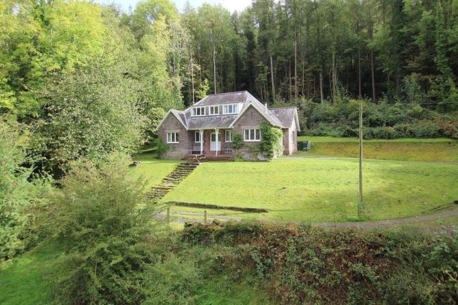Thumbnail Detached house for sale in Bwlch, Brecon