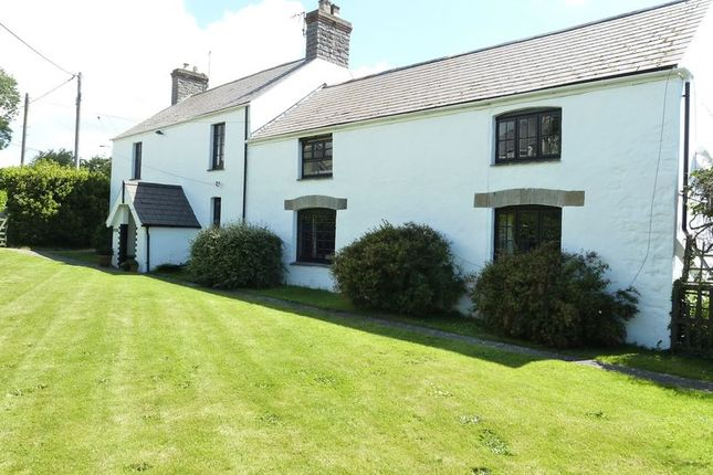 Thumbnail Detached house for sale in Rhoose Road, Rhoose, Barry
