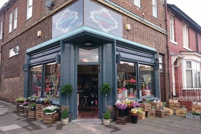 Retail premises for sale in Cherry Blossom Florists, 146 Cleveland Road, Sunderland