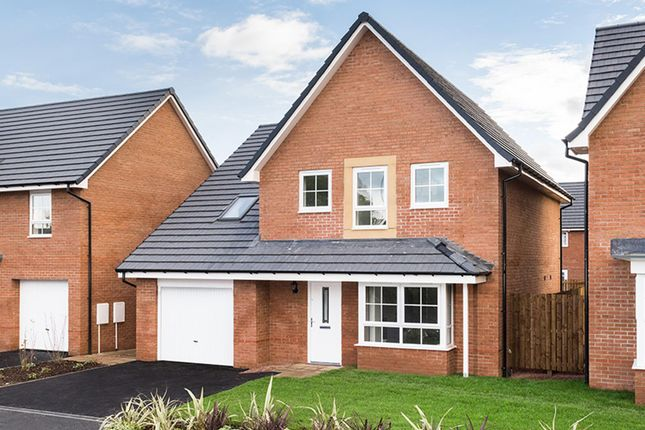 """Thumbnail Detached house for sale in """"Harrogate"""" at Green Lane, Yarm"""
