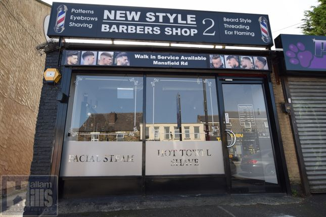 Thumbnail Commercial property for sale in Mansfield Road, Sheffield, South Yorkshire