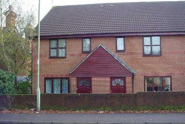 Thumbnail Flat to rent in Alexandra Court, Bordon