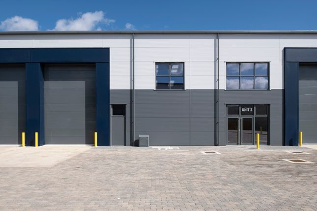 Thumbnail Warehouse to let in Blueprint Park, Imperial Way, Watford