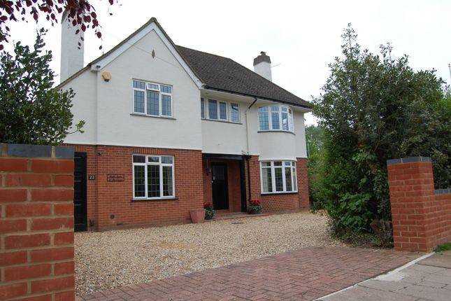 Thumbnail Detached house for sale in The Avenue, Ipswich