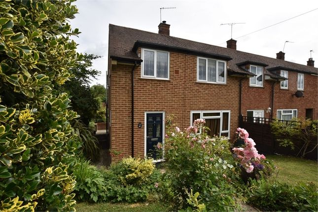 Thumbnail Semi-detached house for sale in Tibbs Hill Road, Abbots Langley, Hertfordshire