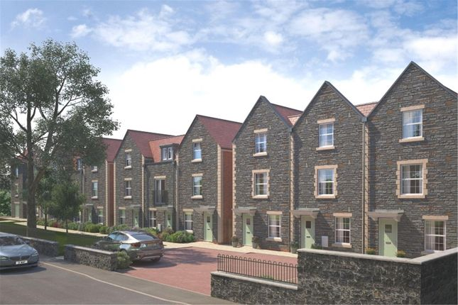 Thumbnail Town house for sale in Open Event - Richmond Grove, Mangotsfield, Bristol