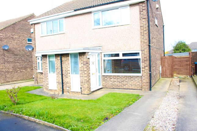 Thumbnail Semi-detached house for sale in Baldoon Sands, Middlesbrough