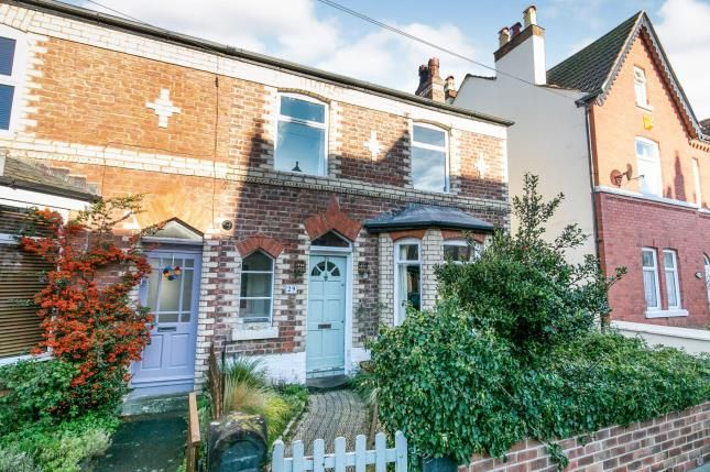 Thumbnail End terrace house for sale in Eaton Road, West Kirby, Wirral, Merseyside