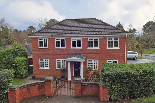 Thumbnail Detached house for sale in Cleveland Drive, Barnt Green