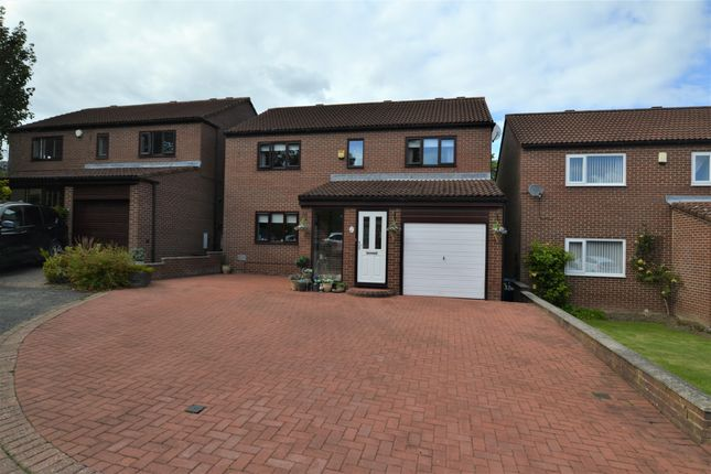 Thumbnail Detached house for sale in The Farthings, Washington, Tyne And Wear