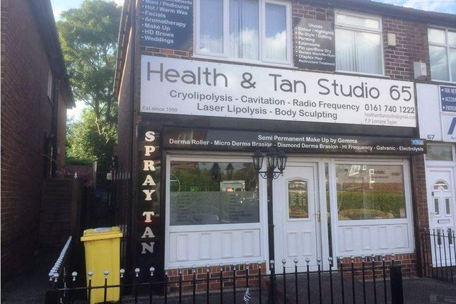 Thumbnail Industrial for sale in Prestwich M25, UK