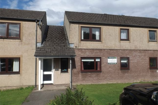 Thumbnail Flat for sale in Mayburgh Close, Eamont Bridge, Penrith, Cumbria