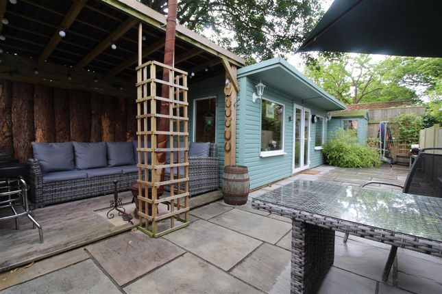 Summer House And Seating Area