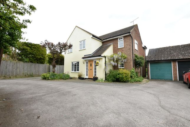 Thumbnail Detached house for sale in Audley Road, Great Leighs, Chelmsford, Essex