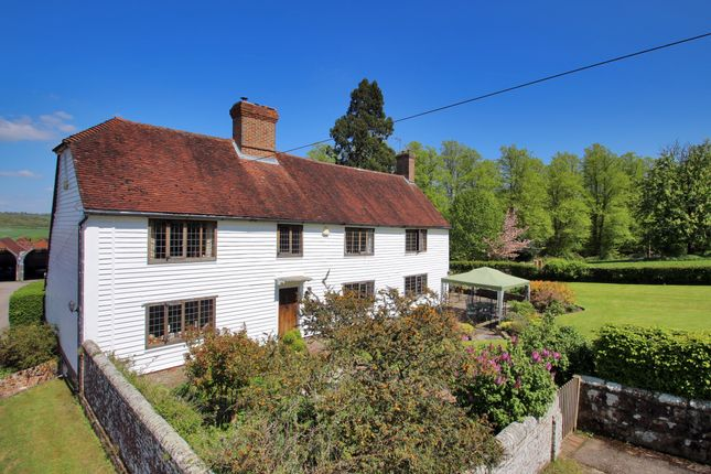 Thumbnail Detached house for sale in Water Lane, Hawkhurst, Cranbrook