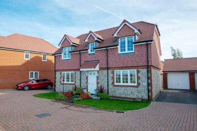 Thumbnail Detached house for sale in Boniface Avenue, Littlehampton
