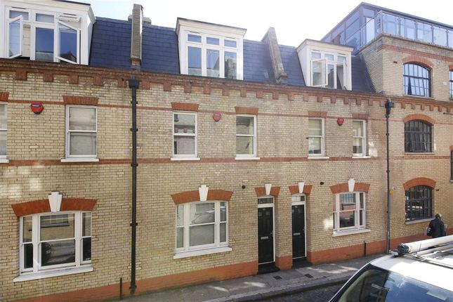 Thumbnail Terraced house for sale in Rampart Street, London