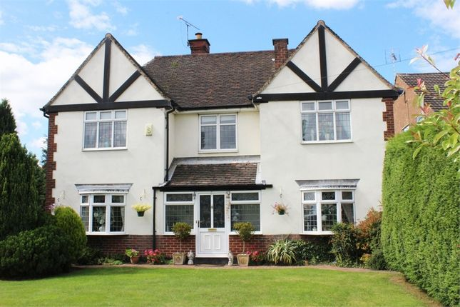 Thumbnail Detached house for sale in St Lawrence Road, North Wingfield, Chesterfield, Derbyshire