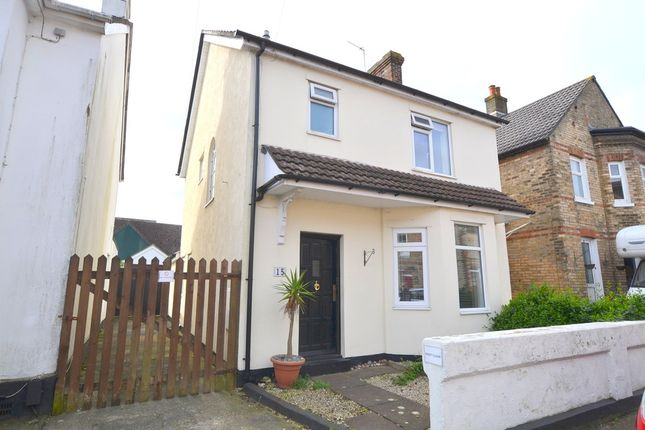Thumbnail Detached house for sale in Gladstone Road, Parkstone, Poole